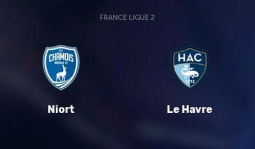 Ponturi Niort vs Le Havre fotbal 10 ianuarie 2020 Ligue 2