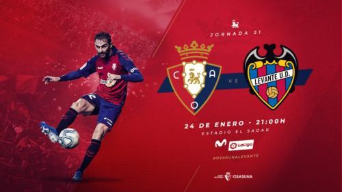 Ponturi Osasuna-Levante fotbal 24-ianuarie-2020 La Liga