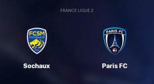 Ponturi Sochaux vs Paris FC fotbal 10 ianuarie 2020 Ligue 2
