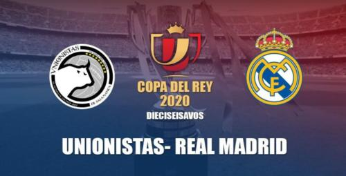 Ponturi Unionistas de Salamanca vs Real Madrid fotbal 22 ianuarie 2020 Cupa Regelui
