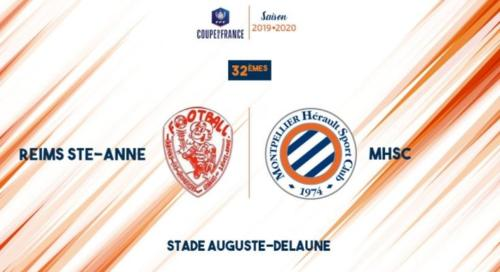 Ponturi Reims Sainte Anne vs Montpellier fotbal 5 ianuarie 2020 Cupa Frantei