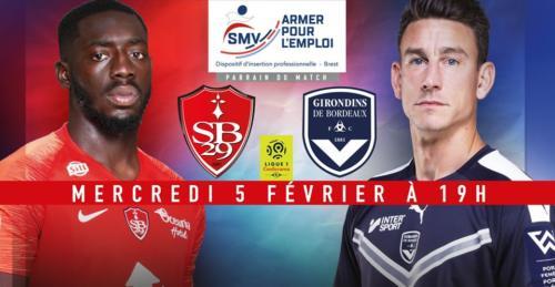 Ponturi Brest-Bordeaux fotbal 05-februarie-2020 Ligue 1