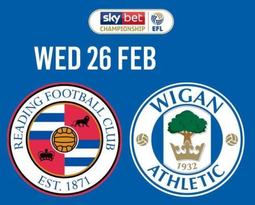 Ponturi Reading vs Wigan fotbal 26 februarie 2020 Championship