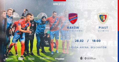 Ponturi Rakow-Piast fotbal 28-februarie-2020 Ekstraklasa