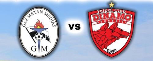 Ponturi Gaz Metan Medias vs Dinamo fotbal 23 februarie 2020 Liga 1
