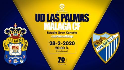 Ponturi Las Palmas-Malaga fotbal 28-februarie-2020 La Liga 2