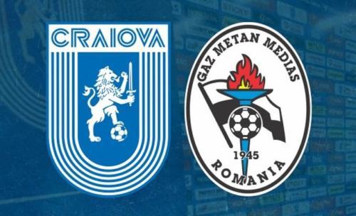 Ponturi Universitatea Craiova vs Gaz Metan Medias fotbal 1 martie 2020 Liga 1