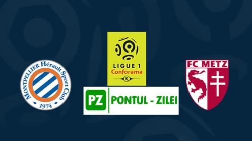 Ponturi Montpellier vs Metz fotbal 5 februarie 2020 Ligue I