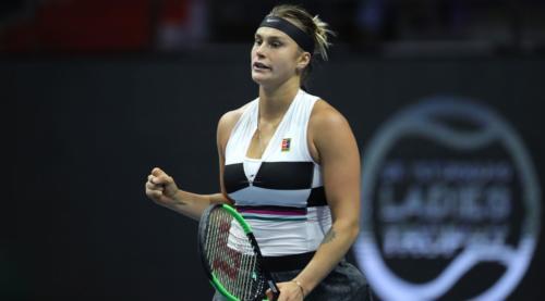 Ponturi Maria Sakkari-Aryna Sabalenka tenis 18-februarie-2020 WTA Dubai