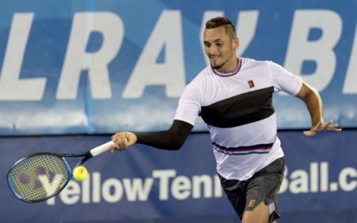 Ponturi Nick Kyrgios-Tommy Paul tenis 18-februarie-2020 ATP Delray Beach