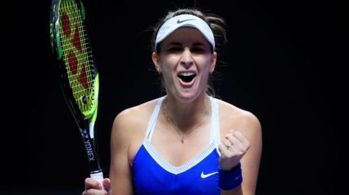 Ponturi Veronika Kudermetova-Belinda Bencic tennis 25-februarie-2020 WTA Doha