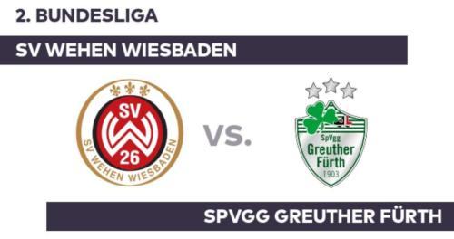 Ponturi Wehen Wiesbaden vs Greuther Furth fotbal 21 februarie 2020 2.Bundesliga