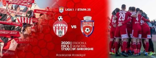 Ponturi Sepsi-Botosani fotbal 16-februarie-2020 Liga 1