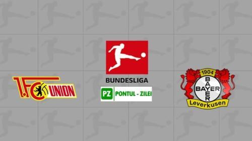 Ponturi Union Berlin vs Bayer Leverkusen fotbal 15 februarie 2020 Bundesliga