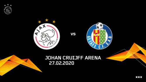 Ponturi Ajax vs Getafe fotbal 27 februarie 2020 Europa League