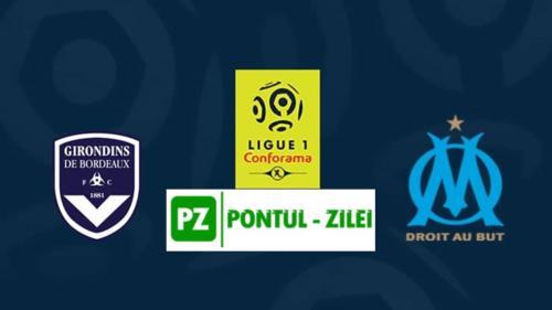 Ponturi Bordeaux vs Olympique Marseille fotbal 2 februarie 2020 Ligue 1