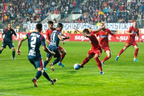 Ponturi FCSB-Chindia Targoviste fotbal 22-februarie-2020 Liga 1