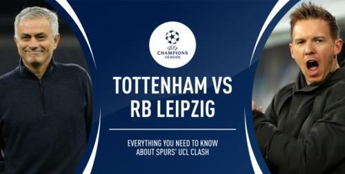 Ponturi Tottenham vs RB Leipzig fotbal 19 februarie 2020 Liga Campionilor