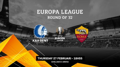 Ponturi Gent-AS Roma fotbal 27-februarie-2020 Europa League