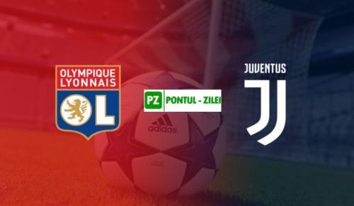 Ponturi Olympique Lyon vs Juventus fotbal 26 februarie 2020 Liga Campionilor