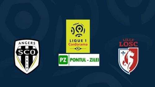 Ponturi Angers vs Lille fotbal 7 februarie 2020 Ligue I