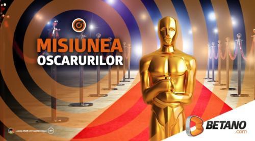 Weekendul Oscarurilor pe Betano! Pariuri pe toate categoriile și ofertele speciale