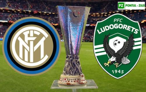 Ponturi Inter vs Ludogoret fotbal 27 februarie 2020 Europa League
