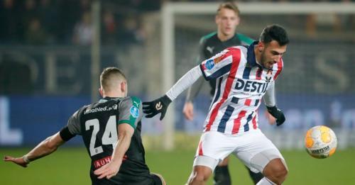 Ponturi Willem II - Groningen fotbal 14-ianuarie-2021 Eredivisie