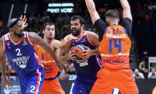 Ponturi Anadolu Efes vs Valencia baschet 12 martie 2020 Euroliga