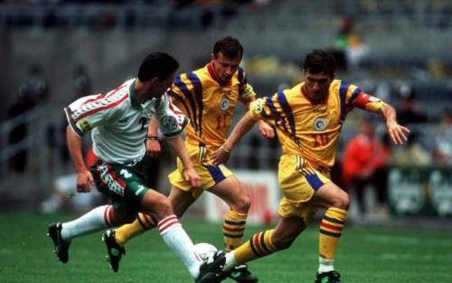 #EuroRemember | Nationala de fotbal a Romaniei la Campionatul European 1996