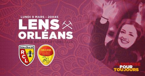 Ponturi Lens-Orleans fotbal 09-martie-2020 Ligue 2