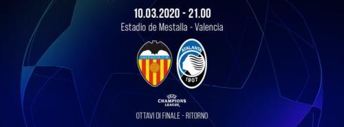 Ponturi Valencia-Atalanta fotbal 10-martie-2020 Liga Campionilor