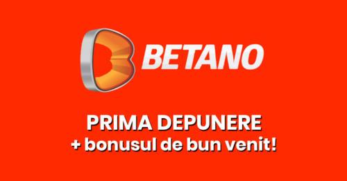 Betano: Cum efectuezi prima depunere pentru a incasa bonusul de bun venit!