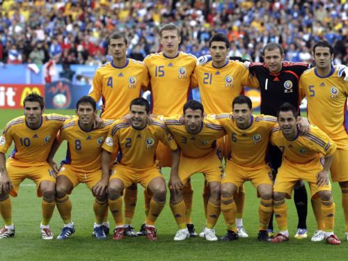 #EUROREMEMBER | NATIONALA DE FOTBAL A ROMANIEI IN CADRUL EURO 2008