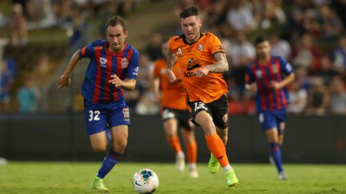 Ponturi Brisbane Roar - Newcastle Jets fotbal 20-martie-2020 Australia A-League