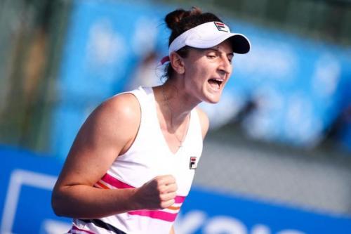 Ponturi Kristie Ahn-Irina Begu tennis 05-martie-2020 WTA Indian Wells