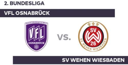 Ponturi VfL Osnabruck vs Wehen Wiesbaden fotbal 6 martie 2020 2.Bundesliga