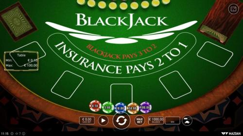 Blackjack – opțiunea perfectă pentru jucătorii de cazino!