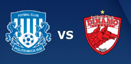 Ponturi Poli Iasi vs Dinamo fotbal 5 mai 2021 Liga 1