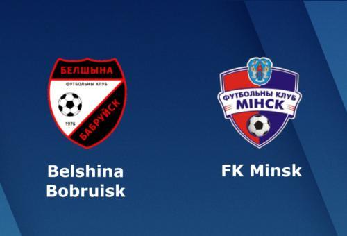 Ponturi Belshina vs Minsk fotbal 22 martie 2020 Premier League