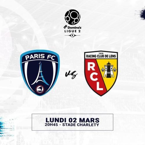 Ponturi Paris FC-Lens fotbal 2-martie-2020 Ligue 2