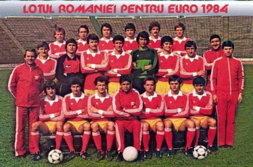 #EUROREMEMBER | 1984, anul în care naționala României a ajuns prima dată la Euro