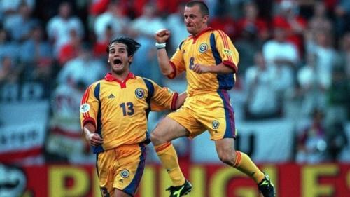 #EuroRemember | 2000, anul celui mai bun curs Euro pentru Nationala de fotbal a Romaniei!