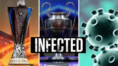 Fotbalul a fost pus la pământ de coronavirus. Champions League și Europa League, suspendate!