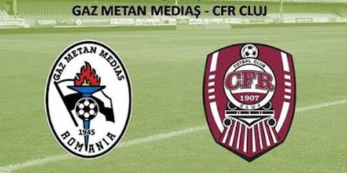Ponturi Gaz Metan Medias vs CFR Cluj fotbal 9 martie 2020 Liga 1