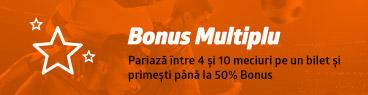 Bonus Multiplu de la Betano