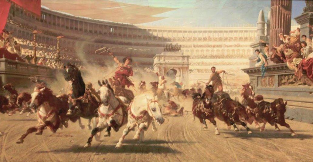 Jocurile Olimpice antice