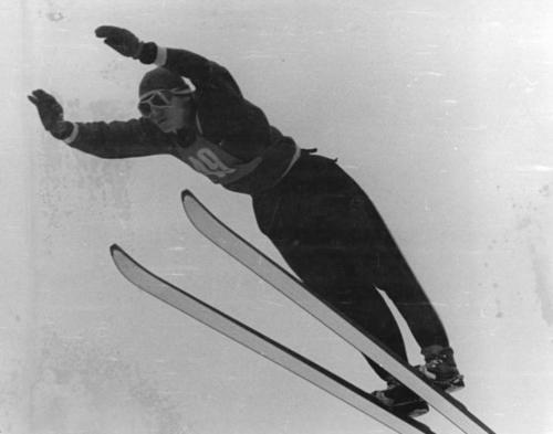tehnica Kongsberger ski