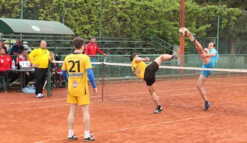 Regulamentul tenisului de picior