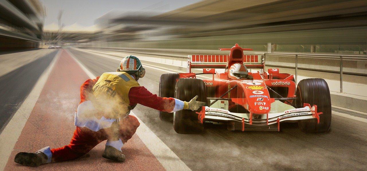 Unde poți paria pe Formula 1
